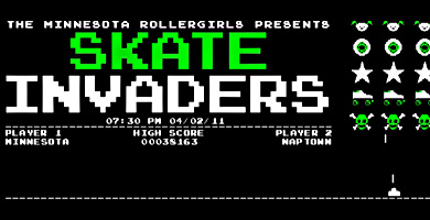 Skate Invaders